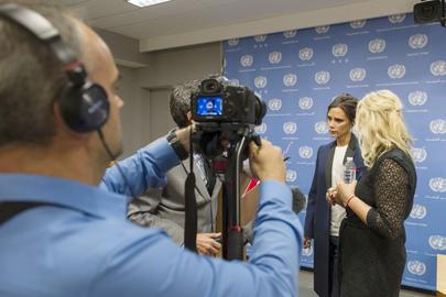 UNAIDS Appoints Victoria Beckham as Goodwill Ambassador