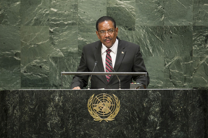 President of Dominica Addresses General Assembly