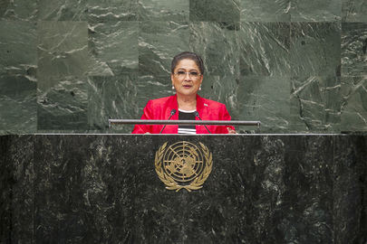 Prime Minister of Trinidad and Tobago Addresses General Assembly