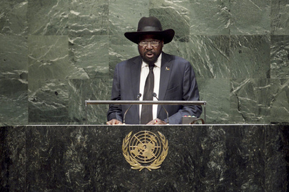 President of South Sudan Addresses General Assembly