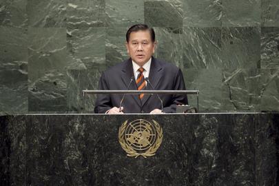 Deputy Prime Minister of Thailand Addresses General Assembly