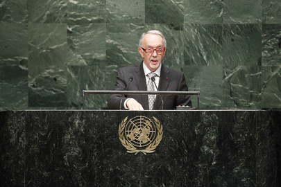 Minister for External Relations of Monaco Addresses General Assembly