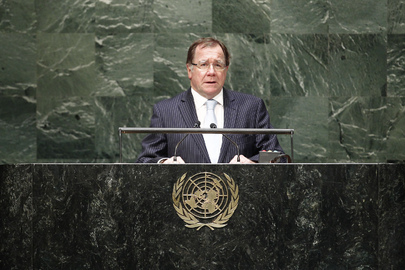 Foreign Minister of New Zealand Addresses General Assembly