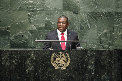 Minister for External Affairs of Saint Lucia Addresses General Assembly
