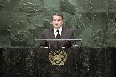 Permanent Representative of Paraguay Addresses General Assembly