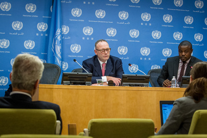 Press Conference by Special Rapporteur on Counter-Terrorism and Human Rights
