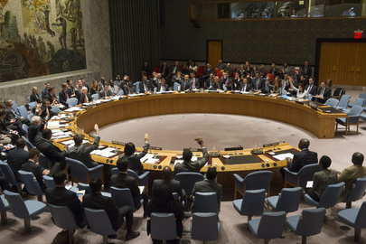 7322nd meeting on the Sudan and South Sudan