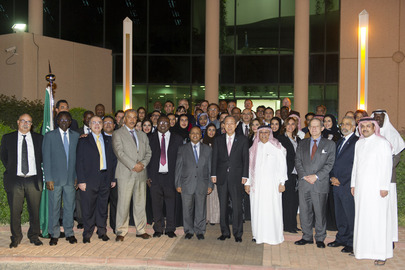 Secretary-General Travels to Saudi Arabia