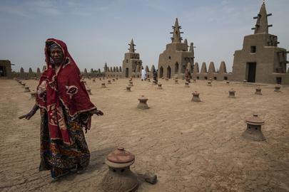 Daily Life in Djenné, Mali