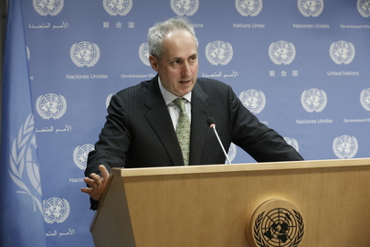 Briefing by Spokesperson for Secretary-General