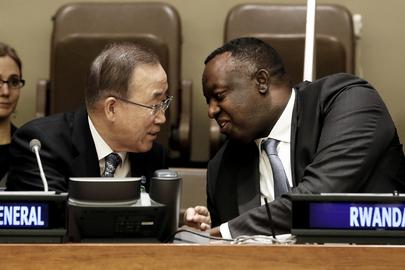 UN Commemorates Twenty-first Anniversary of Rwanda Genocide