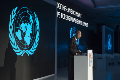 Secretary-General Delivers Key Note Address at the II CEO Summit of the Americas