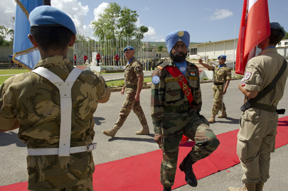 UNIFIL Marks International Day of UN Peacekeepers
