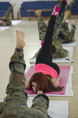 UNIFIL Observes International Day of Yoga