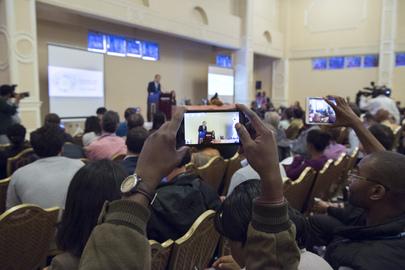 Secretary-General Attends Global Civil Society Forum in Ethiopia