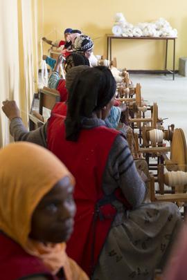 Women's Economic Empowerment Project, Addis Ababa