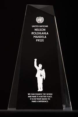 United Nations Nelson Rolihlahla Mandela Prize