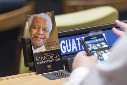 UN Awards First-Ever Mandela Prize, Marking Commemorative Day