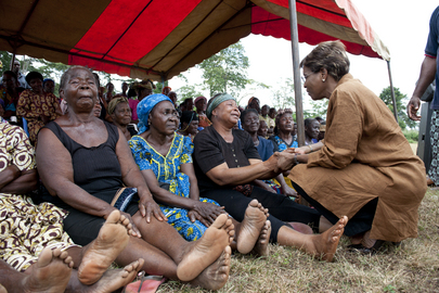 Head of Côte d'Ivoire Mission Visits Bayota Following Intercommunity Clashes