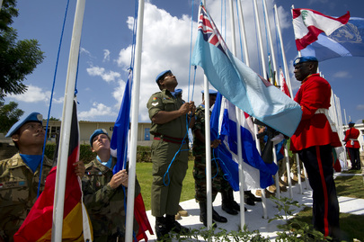 UNIFIL Commemorates International Day of Peace