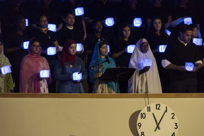 Malala Addresses General Assembly at SDG Summit 2015