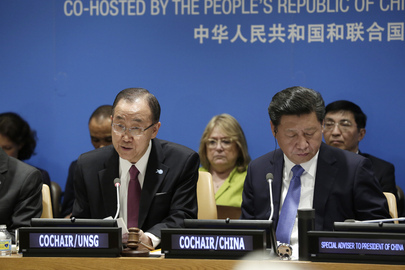 Secretary-General Addresses South-South Cooperation Roundtable held in New York on 26 September 2015