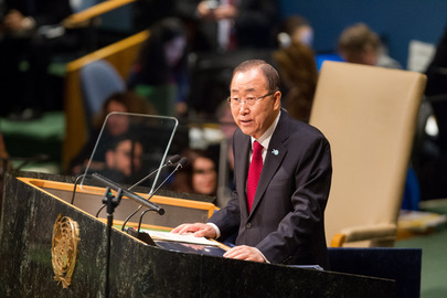 Secretary-General Presents Annual Report to General Assembly