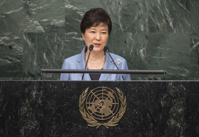 President of Republic of Korea Addresses General Assembly