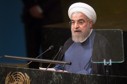 President of Iran Addresses General Assembly