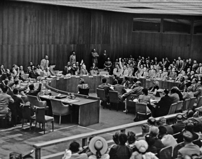 The Security Council and the Korean Question