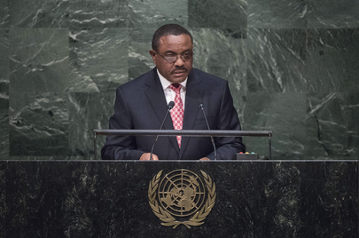 Prime Minister of Ethiopia Addresses General Assembly