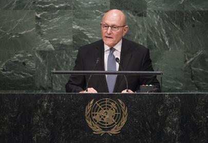 Prime Minister of Lebanon Addresses General Assembly