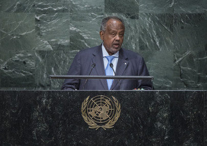 President of Djibouti Addresses General Assembly