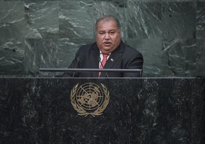 President of Nauru Addresses General Assembly