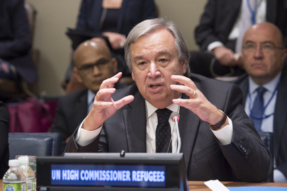 High-Level Meeting on Migration and Refugee Movements