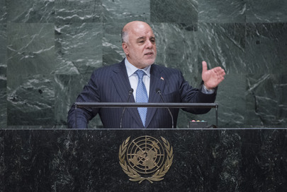 Prime Minister of Iraq Addresses General Assembly