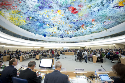 Human Rights Council Holds 30th Regular Session