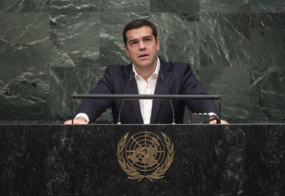 Prime Minister of Greece Addresses General Assembly