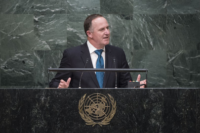 Prime Minister of New Zealand Addresses General Assembly