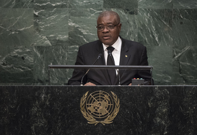 Foreign Minister of Sao Tome and Principe Addresses General Assembly