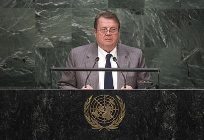 Permanent Representative of San Marino Addresses General Assembly