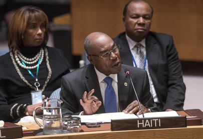 7530th Security Council Meeting on Haiti