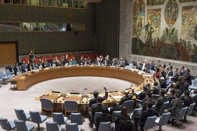 Security Council Adopts Resolution on Fighting ISIL