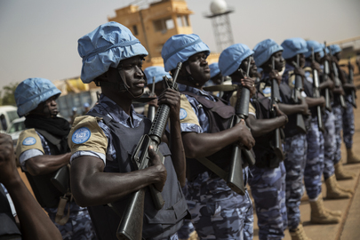 Head of Mali Mission Visits Gao