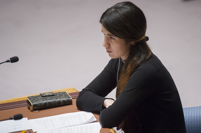Security Council Discusses Human Trafficking in Conflict Situations