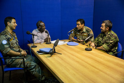 UNMISS Peacekeepers to Climb Mount Kilimanjaro