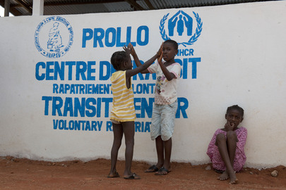 UNHCR Resumes Voluntary Repatriation of Ivorian Refugees from Liberia