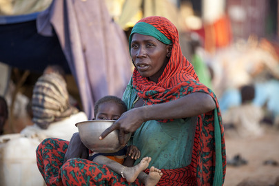 New IDP Arrivals at Um Baru, North Darfur