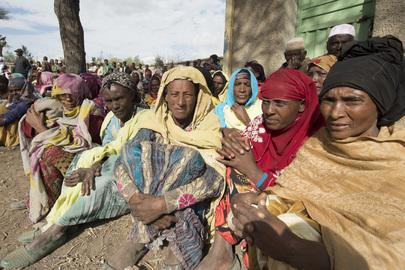 Secretary-General Visits Oromia Region, Ethiopia