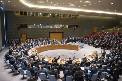 Security Council Strengthens Sanctions on DPRK